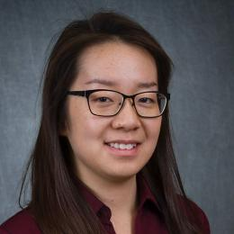picture of CUbiC member Jinglin Liu