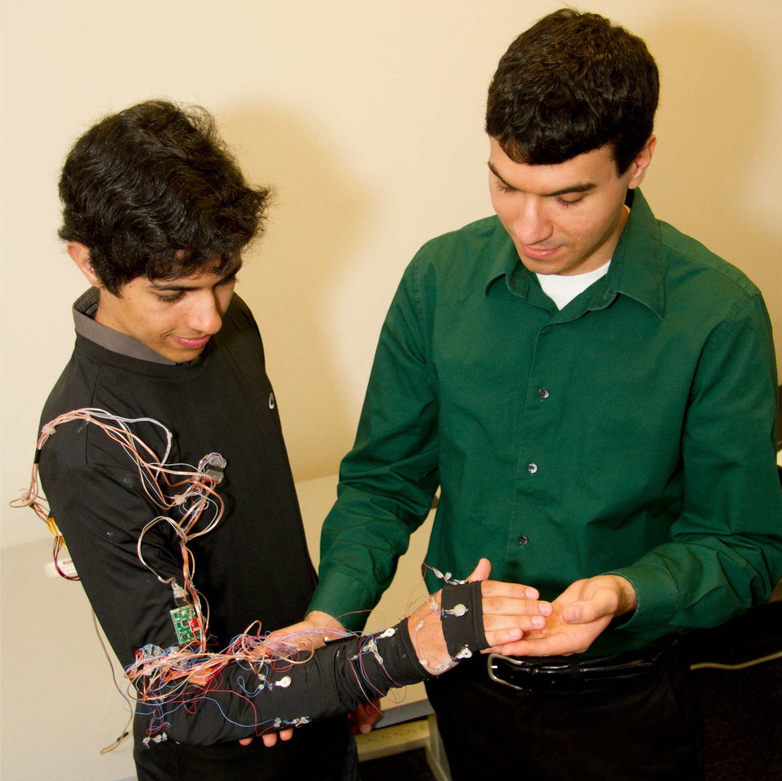Vibrotactile-Based Motor Learning