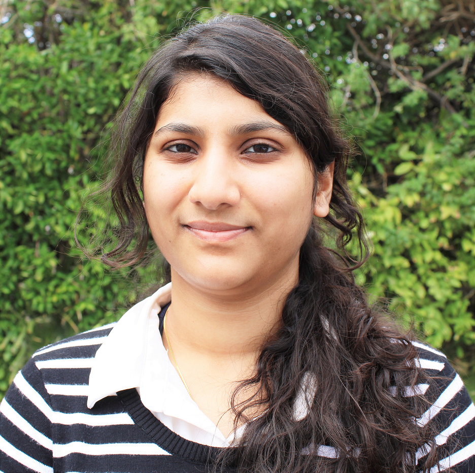 Photo of Nithiya, CUbiC member