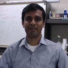 picture of CUbiC member Hemanth Venkateswara